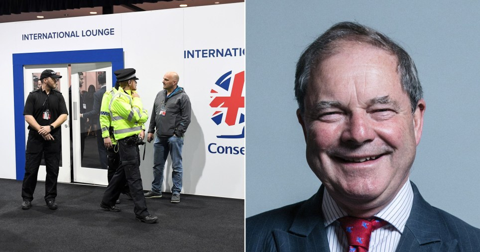 Sir Geoffrey Clifton-Brown MP is believed to have been involved