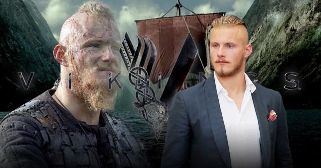 Vikings Alexander Ludwig