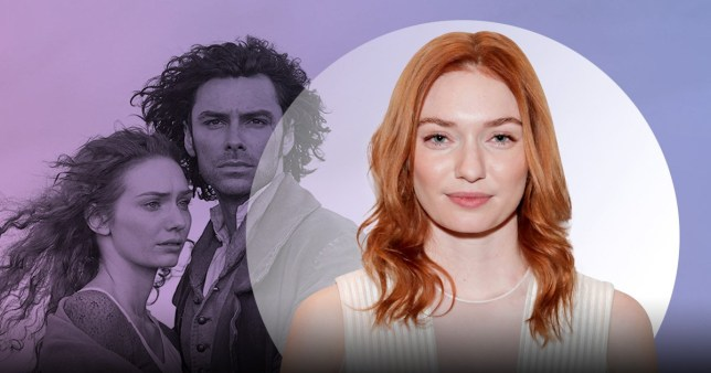 Poldark's Eleanor Tomlinson 'worried' she would be typecast as Demelza with future roles
