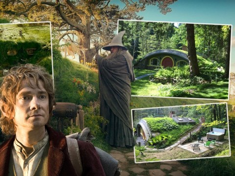 I'm Your Biggest Fan: Lord Of The Rings fan builds very impressive Hobbit house