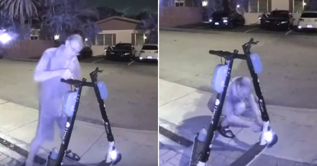 Man, 59, who hates electric scooters 'cut brakes on 140 of them'