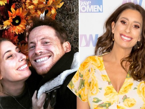 Stacey Solomon dreams about boyfriend Joe Swash cheating on her