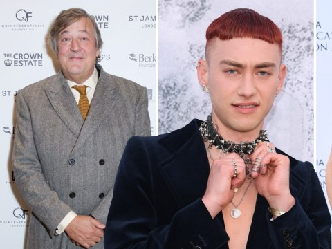 Olly Alexander and Stephen Fry lead cast for Russell T Davies' new drama Boys