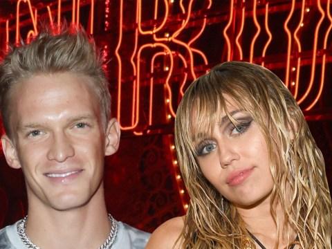 Miley Cyrus seen 'kissing' singer Cody Simpson following split from Kaitlynn Carter