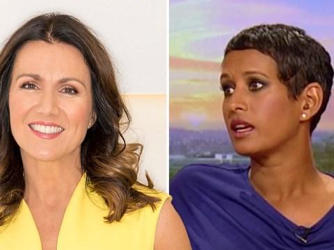 Susanna Reid defends Naga Munchetty over BBC's 'flip-flop' on Trump racism complaint