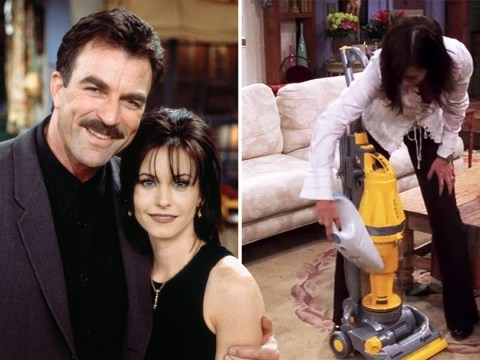 Friends fans have a theory Monica developed her intense cleaning obsession because of ex Richard