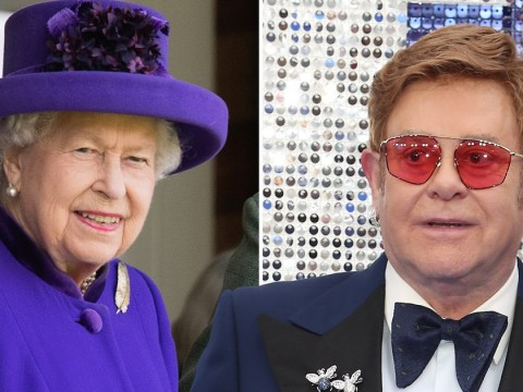 Elton John once witnessed the Queen repeatedly 'slap her nephew' during a party and we have so many questions