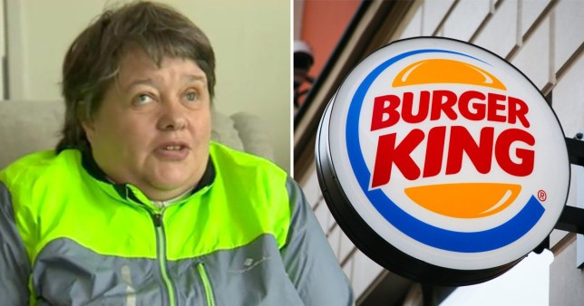 Burger King staff refused to read menu to blind woman with nut allergy
