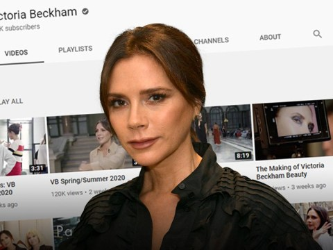 Victoria Beckham 'ditches YouTube channel as it only rakes in £25 a day'