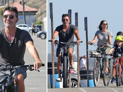 Simon Cowell keeps up the health streak as celebrates 60 with birthday bike ride