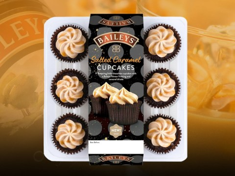Tesco launches salted caramel and hot chocolate-flavoured Baileys cakes