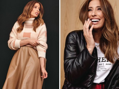 When does Stacey Solomon's Primark collection go on sale?