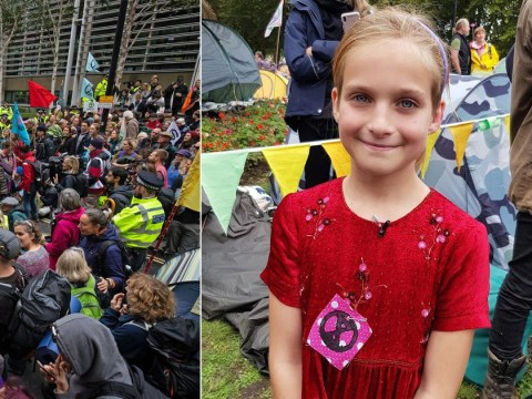 'Britain's Greta Thunberg' is a schoolgirl who lives 'off-grid' in Somerset