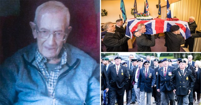 Hundreds turn out for funeral