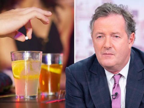 Piers Morgan reveals his drink was spiked in his wild raving days: 'I danced for eight hours'