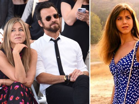 Jennifer Aniston's ex Justin Theroux forced her to watch her first film Leprechaun during date night