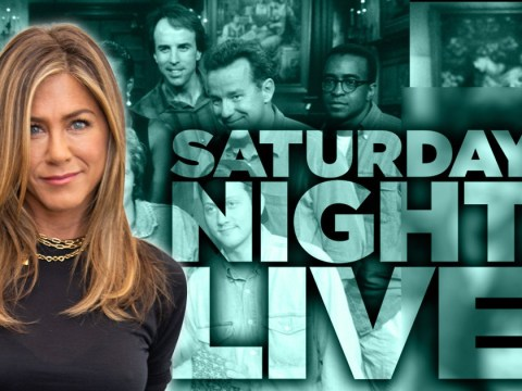 Jennifer Aniston turned down a spot on Saturday Night Live because it was too much of a 'boys club'