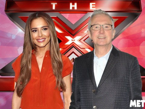 Louis Walsh wishes Cheryl well after 'tough time' as he brushes off long-running feud