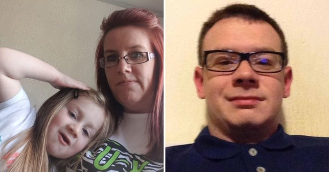 A mum who says her violent ex-partner threatened to 'kick the baby out of her' while she was pregnant has spoken out after the thug was jailed for violently abusing another woman.