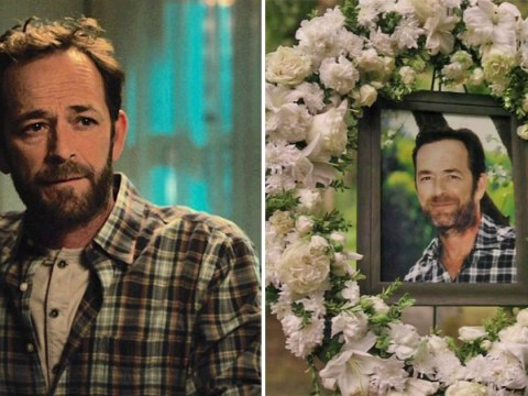 How did Luke Perry's character die in Riverdale?