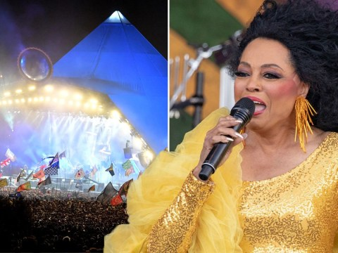 Diana Ross confirms she'll be performing at Glastonbury Festival next year and we can't wait