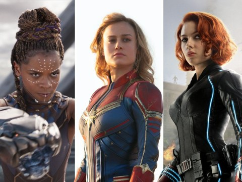 Brie Larson confirms female MCU stars have asked for an all-women Marvel movie