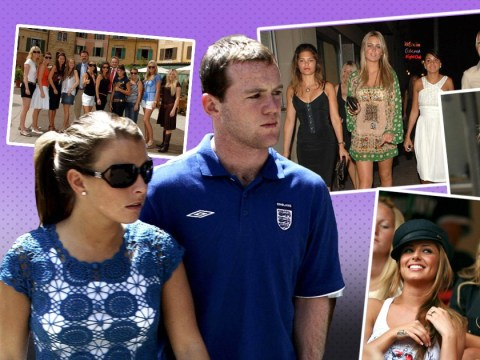 What happened to the WAGs? Remembering their Baden-Baden takeover as Coleen v Rebekah heats up