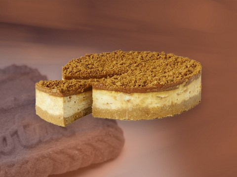 Cheesecake fans are going nuts for this Biscoff creation from Waitrose