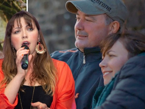 Charlotte Church reveals stepdad is terminally ill and could have six months to live