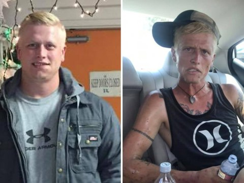 Tragic photos reveal what drug abuse can do to you within months