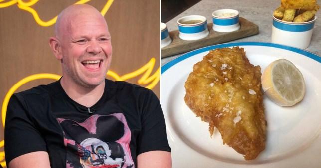 Tom Kerridge defends £32 fish and chips