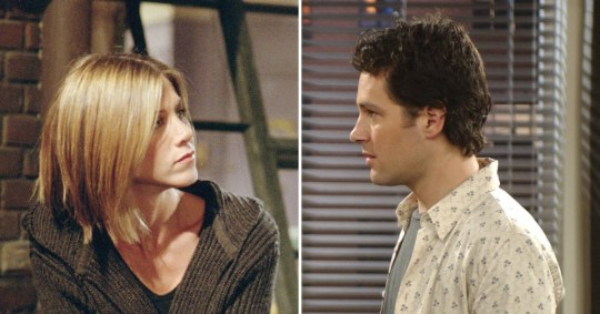 Paul Rudd had the worst first encounter with Jennifer Aniston in Friends and talks