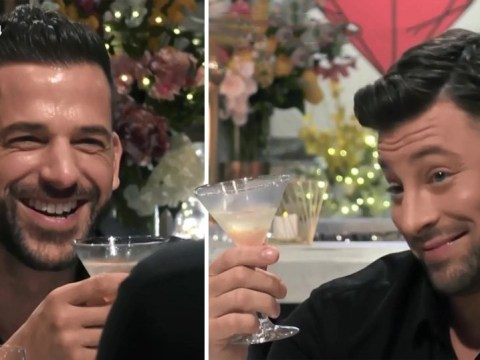 Celebrity First Dates Hotel: Duncan James makes X-rated joke as date chokes on fish ball