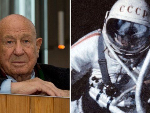 First human to walk in space Alexei Leonov dies aged 85
