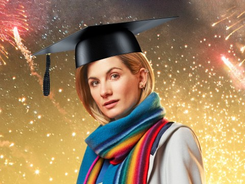 Doctor Who's Jodie Whittaker is now actually a doctor along with Chris Chibnall