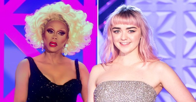 Game of Thrones star Maisie Williams was a guest judge on RuPaul's Drag Race UK fans last night and fans were loving it