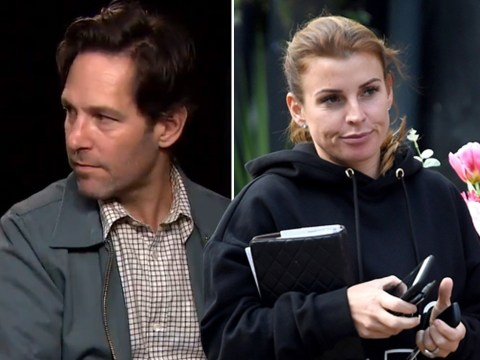 Avengers star Paul Rudd's reaction to Coleen Rooney and Rebekah Vardy's WAG war is everything
