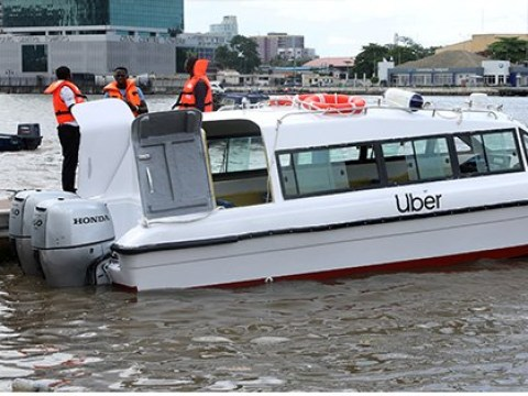 Uber launches boat service in notoriously congested megacity