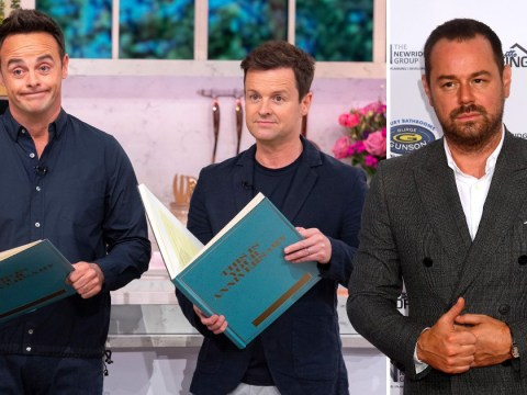 Watch out Ant and Dec, Danny Dyer is coming for your Saturday Night crown