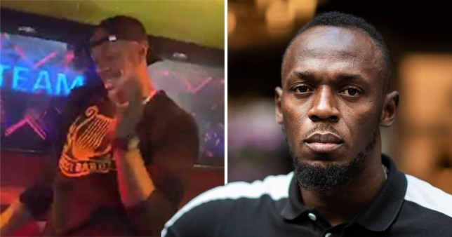 Usain Bolt caught up in mass brawl after night of partying