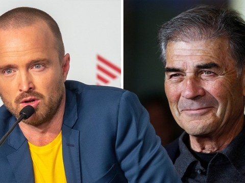 Breaking Bad's Aaron Paul 'heartbroken' as he pays emotional tribute to co-star Robert Forster