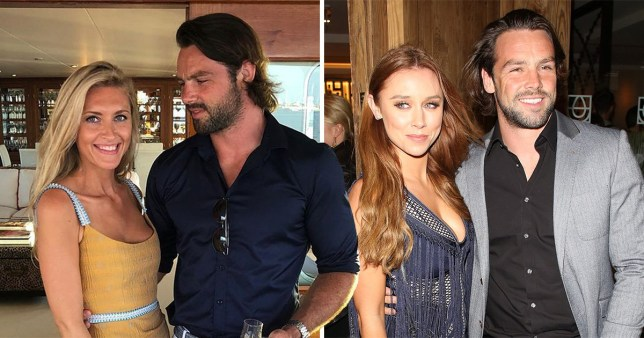 Ben Foden, Jackie Belanoff-Smith and Una Healy