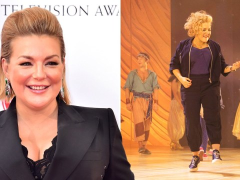 Sheridan Smith denies she was axed from West End musical Joseph after 'lashing out' at the child actors