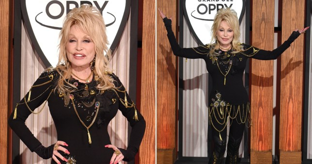 Dolly Parton 'humbled' to celebrate 50 years of membership of legendary stage Grand Ole Opry
