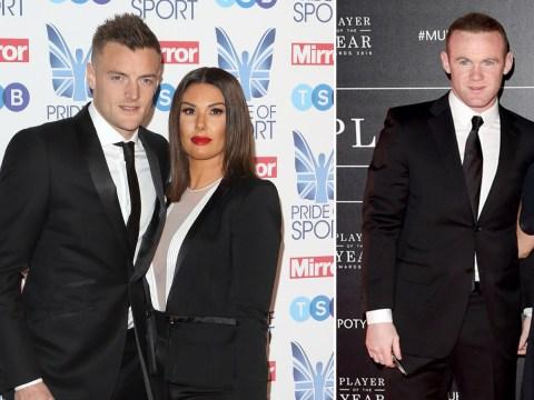 Jamie Vardy 'unfollows Wayne Rooney on Instagram amid Coleen and Rebekah drama'