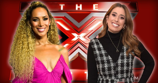 Stacey Solomon to join The X Factor: All Stars but refuses to compete against Leona Lewis: 'My anxiety would go through the roof'