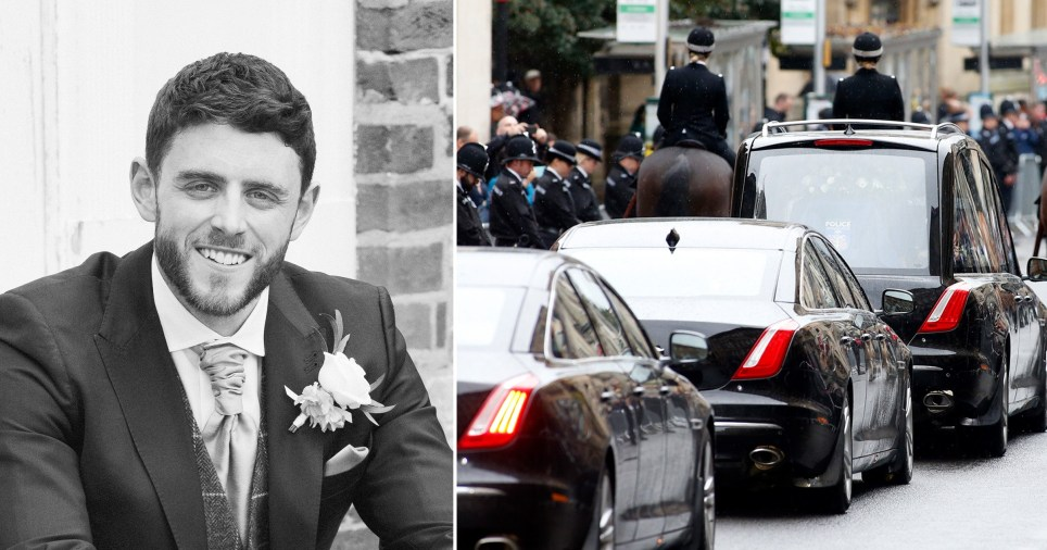 Pc Andrew Harper was killed while responding to a burglary in August
