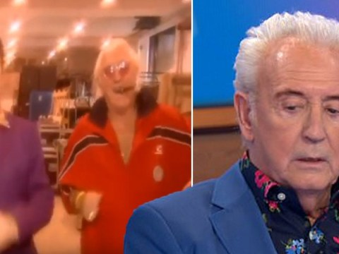 Loose Women put Tony Christie on the spot over Jimmy Savile music video