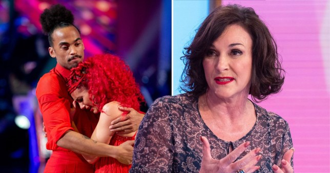 Strictly Come Dancing judge Shirley Ballas is urging viewers to vote after Dev Griffin's controversial exit from the show
