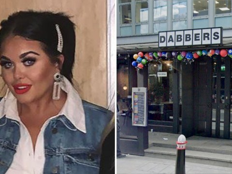 Scarlett Moffatt shouts at woman in furious birthday party bust-up: 'She's laughing at me!'